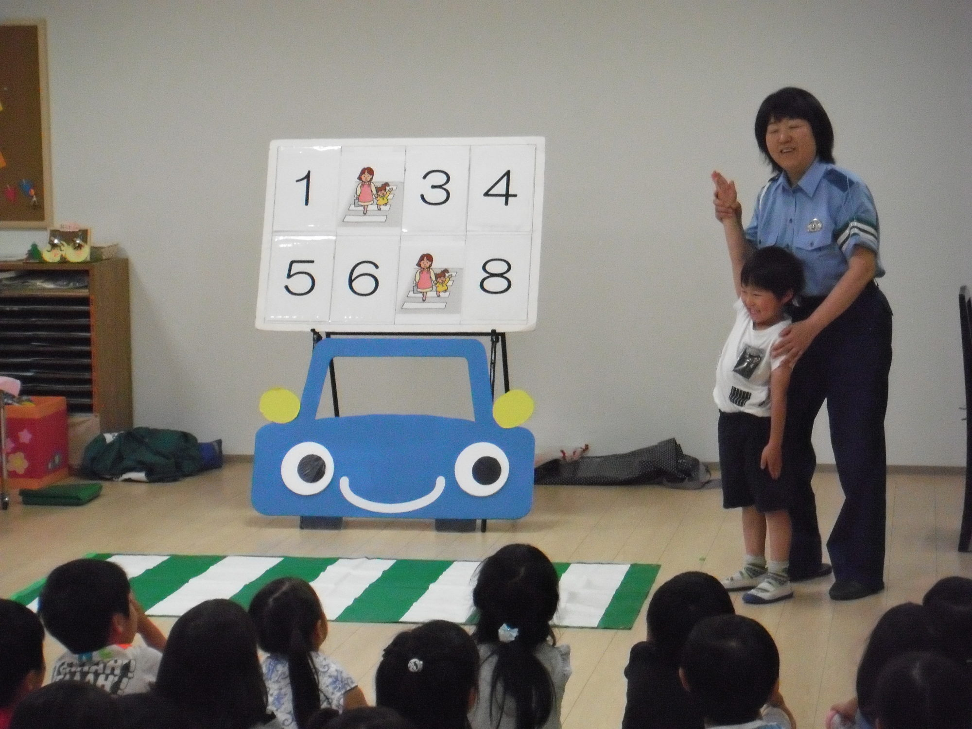 6月交通安全教室