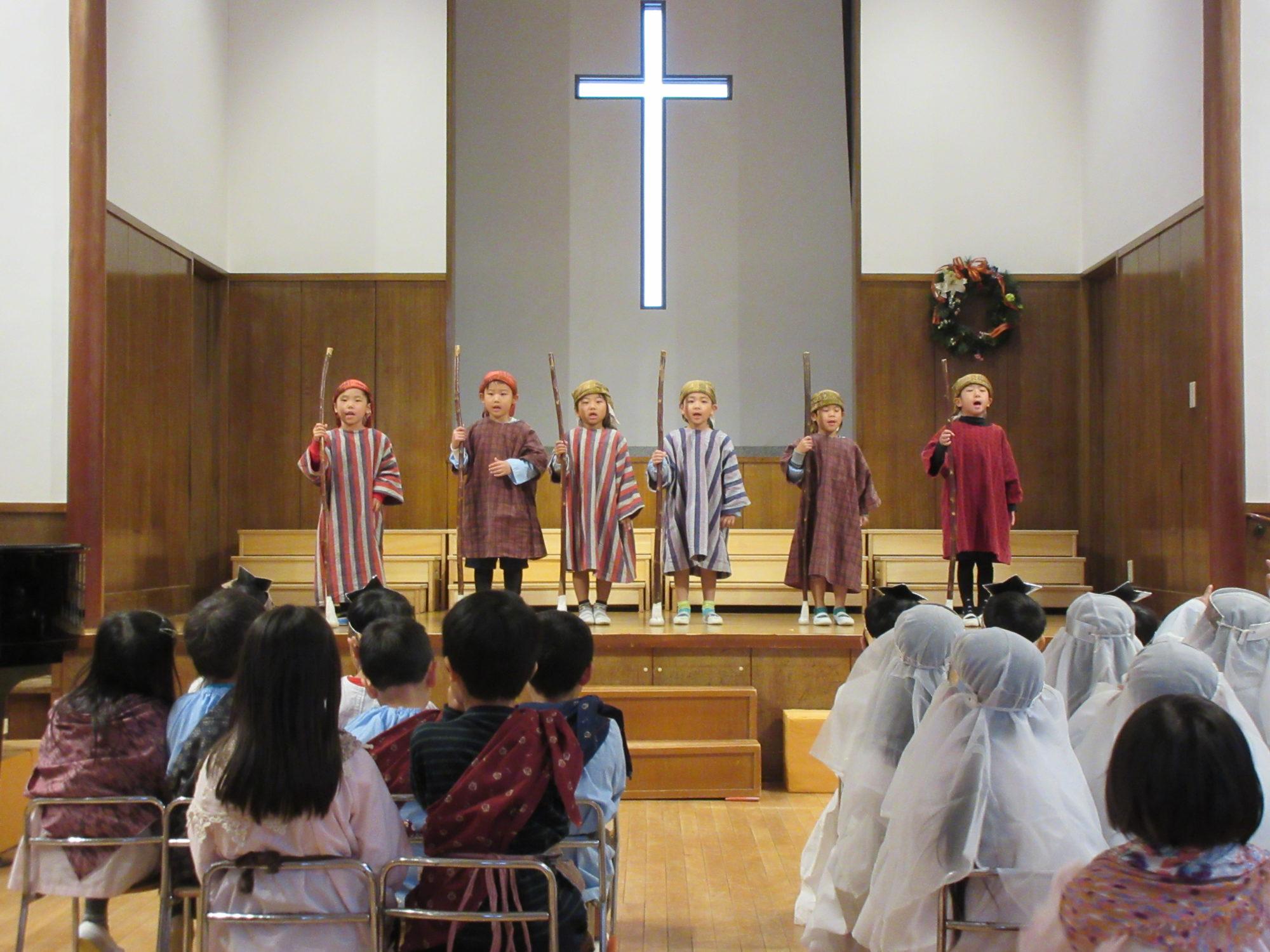 12月クリスマス礼拝